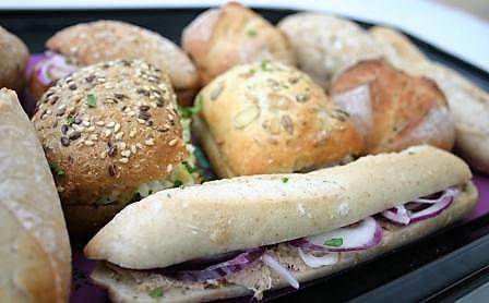 2019 Sandwich Platters - Combo Breads