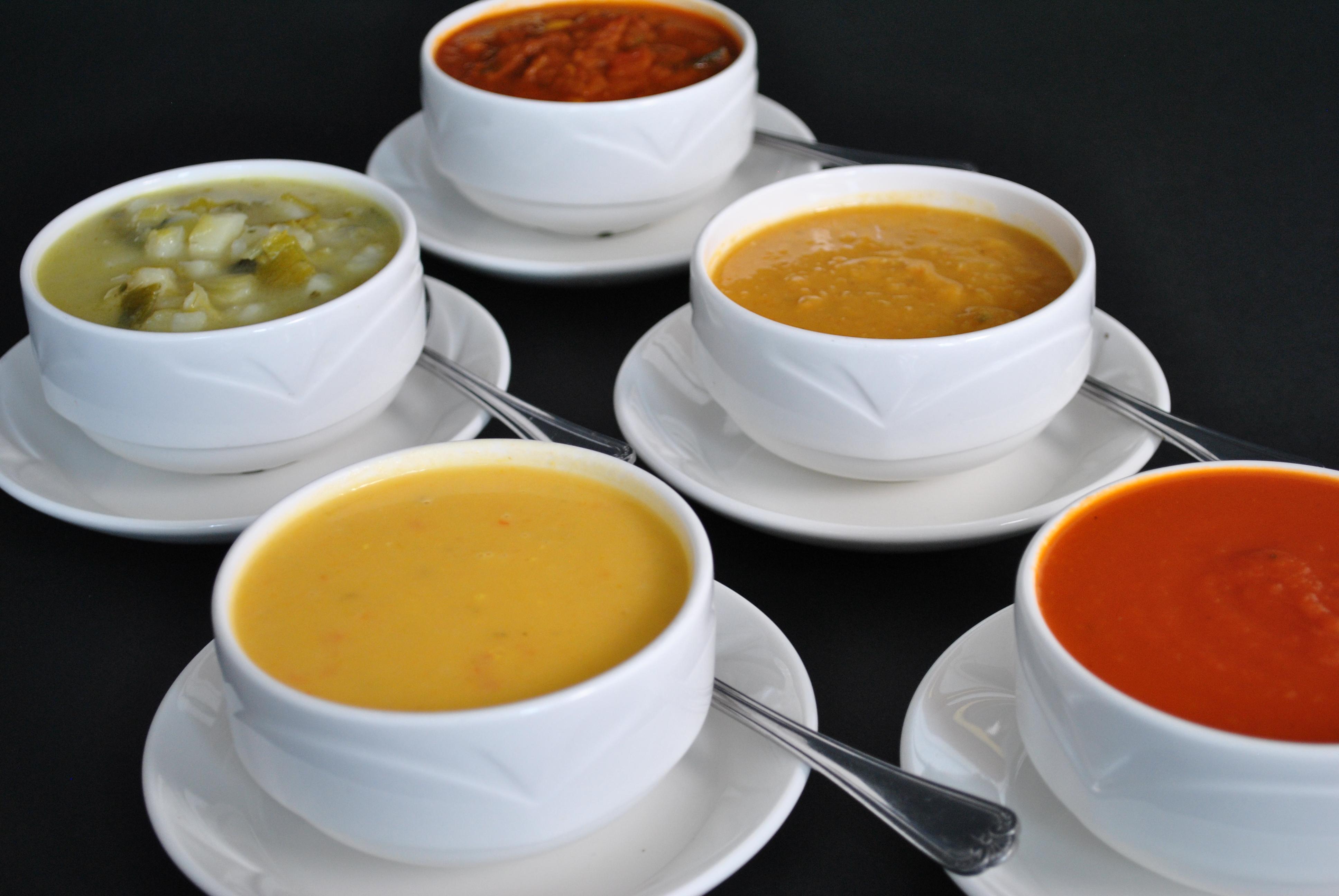 2019 Soups
